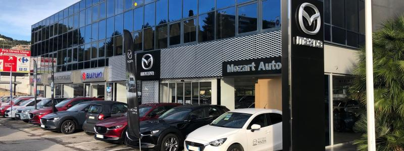 Showroom Mazda Le Cannet